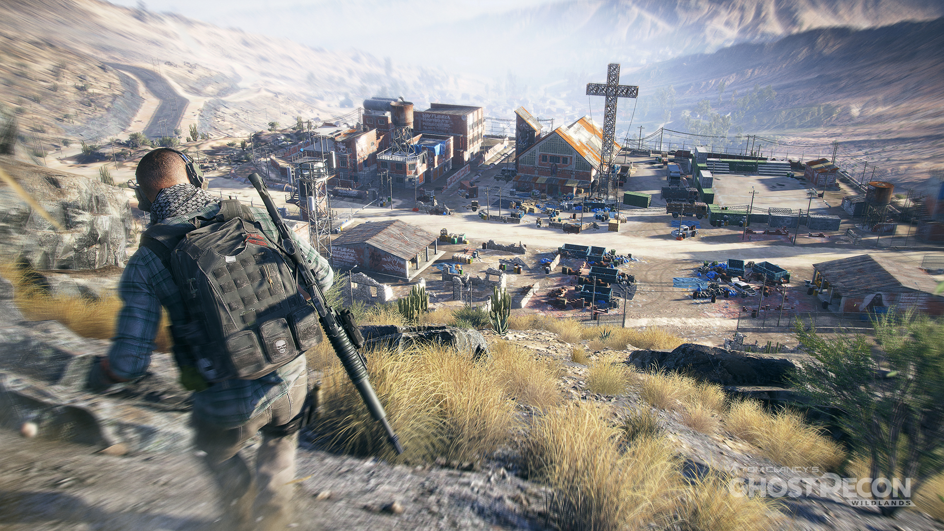 Don Winslow and Shane Salerno, have teamed up with Ubisoft to create the cartel-themed narrative for Tom Clancy's Ghost Recon Wildlands